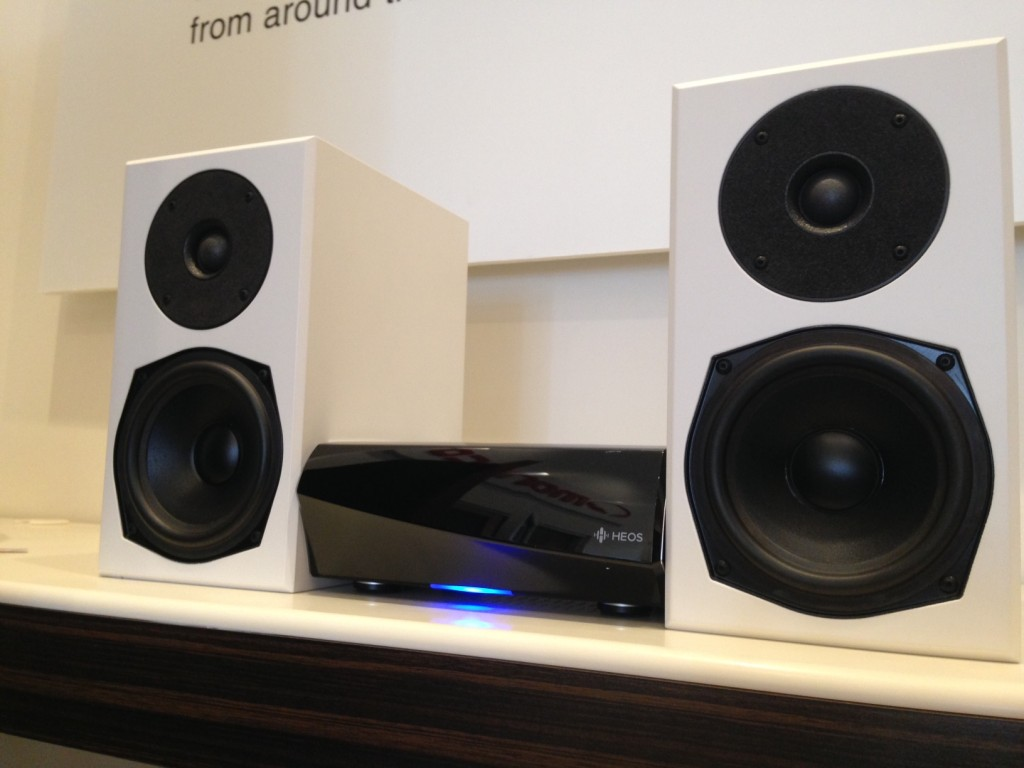 HEOS AMP from Monaco AV wireless audio wireless steaming expert in Pasadena Los Angeles